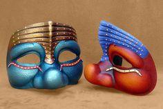Circus masks