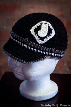 Chicago White Sox Inspired Crocheted Baseball Cap (Newborn - Children Size) (Made to Order) on Etsy, $25.00