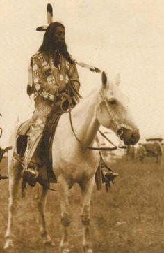 Jack Red Cloud - Oglala 1909