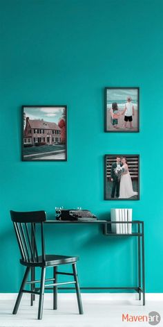 Decorate your house with a wonderful portrait that made you a successful person. Commission a portrait of your wedding, house portrait and a your kids and place it on your home walls to cherish the beautiful memories.