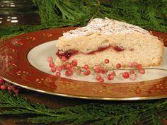 Basque Cake with Cherry Preserves Recipe : Food Network - FoodNetwork.com
