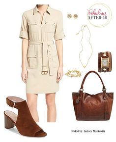 What to Wear with Safari Dress Chic - Safari Clothing for Women