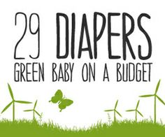 this article is all about the dangers of disposable diapers... chemicals... waste... really eye opening... makes me feel bad to even occassionally use disposable diapers.... CLOTH is EASY now.. help your baby and the earth