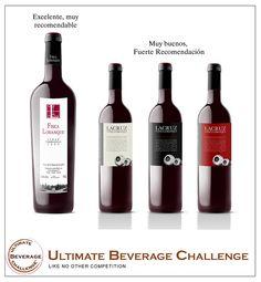 Vinos premiados en Ultimate Wine Challenge