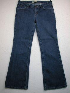 Levis Signature Low Rise Bootcut Jeans Size Misses 10 Medium (MEASURES 32X29)EUC #LeviStraussSignature #BootCut