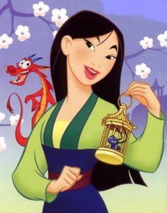 When her father's called to serve in the Imperial army, free-spirited Mulan breaks tradition by taking his place. Mulan's concerned ancestors send tiny guardian dragon Mushu to bring her back safely - if he can stop causing more problems than he solves. Eventually, Mulan proves her worth as a highly-skilled warrior, impressing fellow soldiers Ling, Yao, and Chien Po as well as Captain Li Shang.