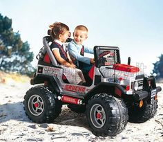 Jeep Elettrica Gaucho Rock`in - BuyBaby.it