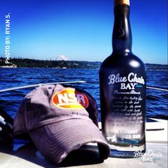 Blue Chair Bay Rum &  NSR Cap (NSR=no shoes radio)