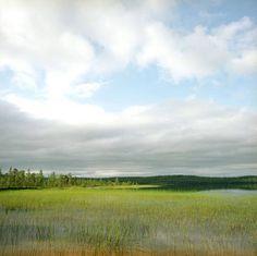 National Park Hossa in Kainuu, Finland.  - Tulevassa kansallispuistossa voi retkeillä sekä maastossa että vesillä.