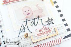 Heidi Swapp Believe Memory File Album by Jennifer Evans
