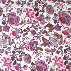 Liberty of London...all-time favorite fabric.
