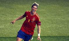 Fernando Torres -  fotball