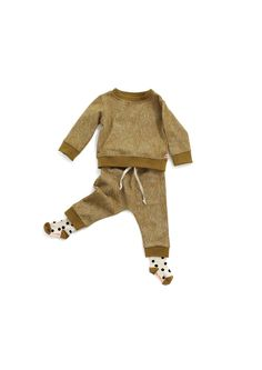 fur fleece set #tinycottons