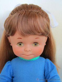 MUÑECA GRACIOSA DE FAMOSA - EPOCA NANCY - Foto 1 Child Smile, Kool Kids, Cute Dolls, Beautiful Dolls, Baby Dolls, Disney Characters, Fictional Characters, Disney Princess, Toys