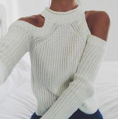 sweater jumper tumblr white jeans instagram indie boho bohemian grunge vintage vogue winter outfits shirt top hoodie ribbed knitwear knitted sweater turtleneck