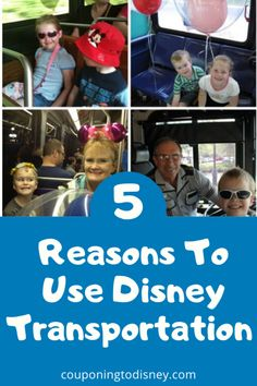 5 Reasons To Use Disney Transportation Best Disney World Resorts, Disney World Vacation Planning, Disney World Parks, Walt Disney World Vacations, Cruise Vacation, Disney Cruise, Disney World Tips And Tricks, Disney Tips, Disney Land And Sea