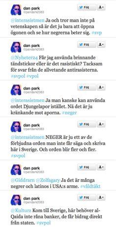 Dan Park på Twitter   gatukonst.se