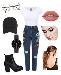 """Untitled #55"" by paigeo3 on Polyvore featuring River Island, Boohoo, Armitage Avenue, I Love Ugly and Lime Crime"