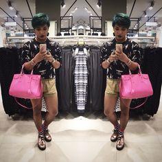 #ootd #boylondon #ysl #saintlaurent #fashion #ootd #mirrorselfie #boy #fashionkiller