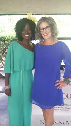 Jennifer McGill and interior designer Dawn Totty
