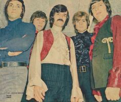 Late sixties.  The Moody Blues
