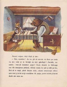Comic Book Cover For Ursul pacalit de vulpe Vintage Book Covers, Vintage Books, Romanian Language, Vintage Library, Pop Culture Art, Comic Art, Comic Book, Transformers Art, Penguin Books