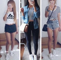 3cute outfits