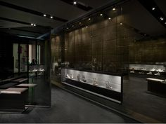 Pierre Hardy boutique by MR Architecture, New York store design