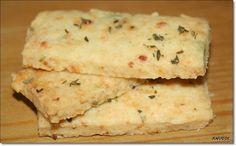 Was cookst Du heute: Herzlichen Glückwunsch - und die Kräuter - Kräcker...