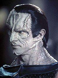 Gul Dukat (Cardassian), Prefect of Bajor/Overseer of the Cardassian Occupation - Star Trek: Deep Space Nine.