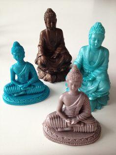 Thaise Buddha Zeep op Lotusbloem van HippigNL op Etsy