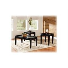 """Ashley """"Delormy"""" Occasional Tables - Rent to Own Occasional Tables- Premier Rental-Purchase located in Dayton, OH. (937) 278-2000"""