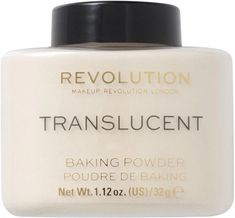 Makeup Revolution's Loose Baking Powder is a favorite for prolonging the wear of makeup, banishing shine, brightening and balancing skin tone. Loose powders are a good option for those who desire a luminous, silky and even finish. #BakingSodaCarpetShampoo Baking Soda Shampoo, Shampoo Bar, Baby Shampoo, Black Hair Shampoo, Face Baking, Baking Soda On Carpet, Makeup Revolution London, Makeup Supplies, Clarifying Shampoo