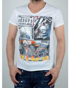 T-shirts - Μπλούζες - Ανδρας