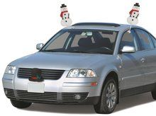 snowman car costume christmas car decoration available at cardecorcom christmas car decorations