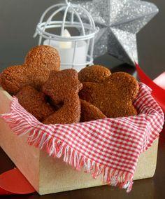 Biscoito de Natal #vegano #glutenfree #lactofree