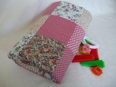 Quilt Patchwork quilt Children's Patchwork quilt by Susiesewing