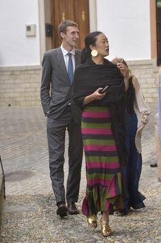 Todas las fotos de la boda del año  la de Alejandro Santo Domingo y Lady  Charlotte Wellesley. Vestidos ... 807195c77504