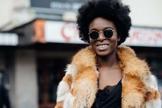 Subzero Street-Style: 50 of the Most Epic Coats on Vogue.com