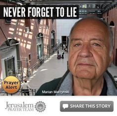 Never Forget to Lie -- For more on this story, or to see our sources, visit: http://articles.jerusalemprayerteam.org/never-forget-to-lie/  LIKE and SHARE this story to encourage others to defend the Jewish people and pray for peace in Jerusalem, and leave your PRAYERS and COMMENTS below.