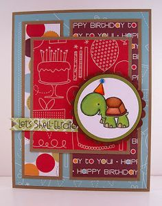 The Card Garden: birthday