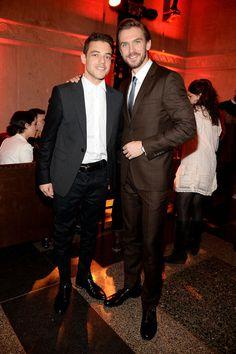 Rami and Dan Stevens - PERFECTION!