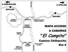 Cabaña Quillón, 8 personas Chillancito