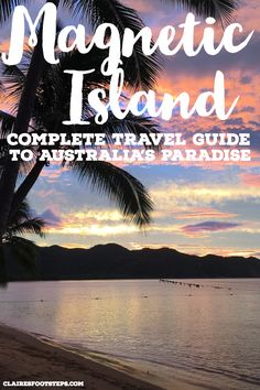 Planning a Magnetic Island day trip from Townsville? This handy guide will show you the best things to do on Magnetic Island in 1 day, 2 days or 3 days on Magnetic Island! If you're looking for one of the best islands in Queensland, with some of the best Brisbane, Melbourne, Australia Travel Guide, Visit Australia, Queensland Australia, South Australia, Places To Travel, Travel Destinations, Places To Go