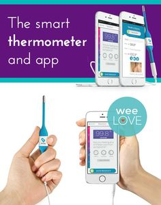 You definitely need this in your sick kid arsenal. This is one truly smart thermometer (and works for the whole family!). Did we mention it takes (and stores!) a reading in under 10 seconds? #kinsa