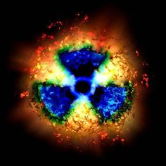 Photographic Print: Radiation Hazard by Christian Darkin : 24x24in
