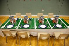 How perfect for a football party.