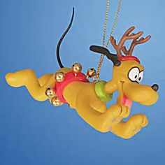 disney Pluto christmas Ornament - - Yahoo Image Search Results