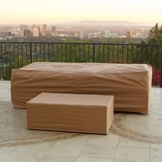Portofino Furniture Covers for Sofa & Coffee Table