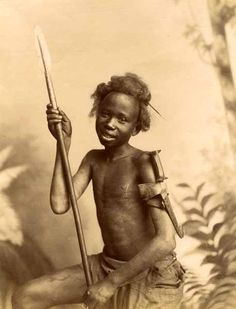 Young Nubian Warrior, Egypt, ca. 1900. Struggle is not weakness, but rather a soul striving. Do not underestimate me for I will endure long after that which challenges me and makes me stronger.